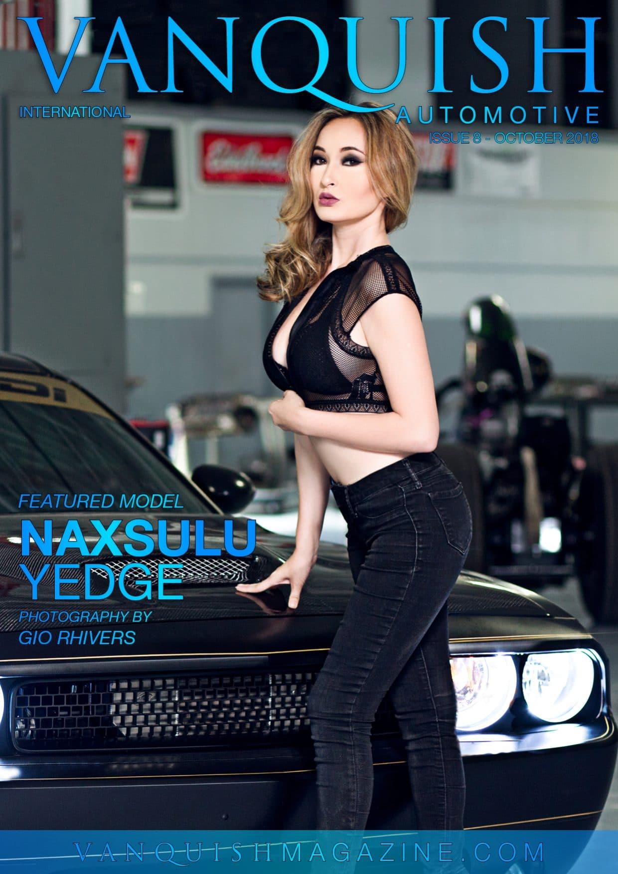 Vanquish Automotive – October 2018 – Naxsulu Yedge
