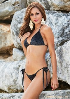 Swimsuit USA MicroMAG – Yoselin Rojas – Issue 2