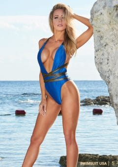 Swimsuit USA MicroMAG – Shelby Leger – Issue 3