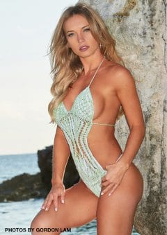 Swimsuit USA MicroMAG – Sara Long – Issue 2