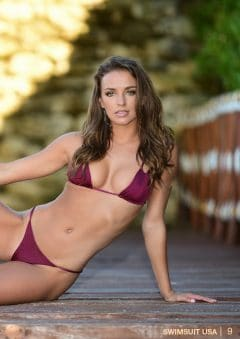 Swimsuit USA MicroMAG – Casey Boonstra – Issue 2