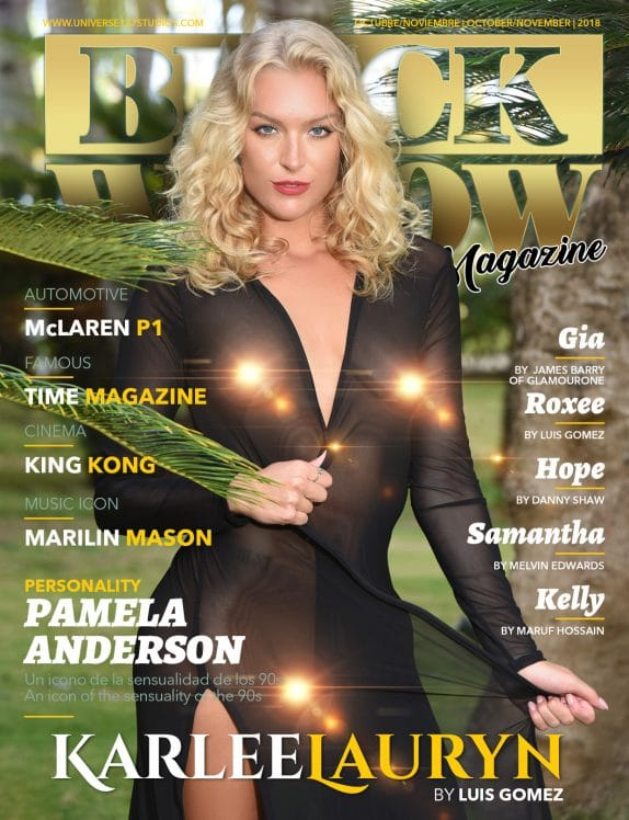 Black Widow Magazine – October – November 2018