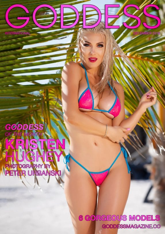 Goddess Magazine – December 2018 – Kristen Hughey 2
