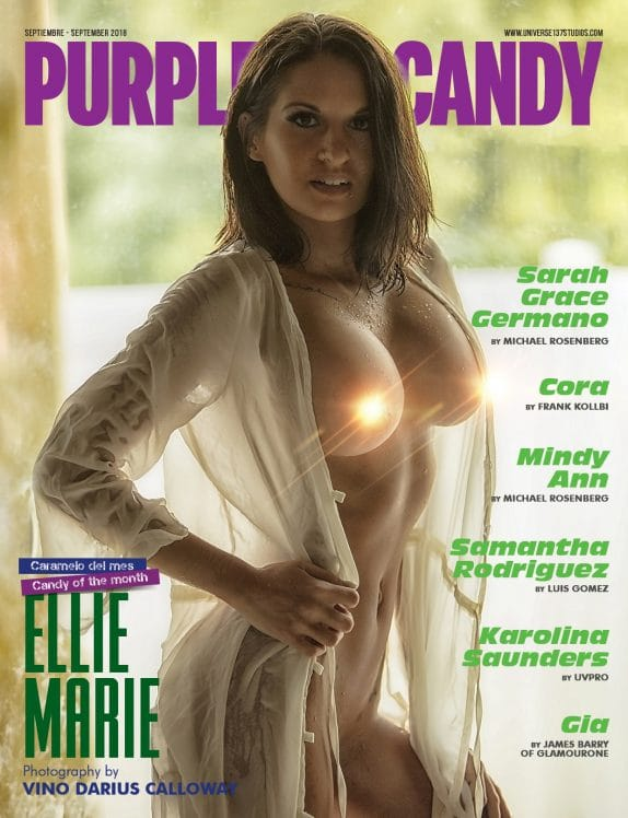 Purple Candy Magazine - September 2018 7