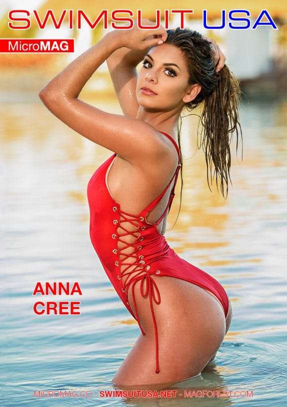 Swimsuit USA MicroMAG - Anna Cree - Issue 2 3