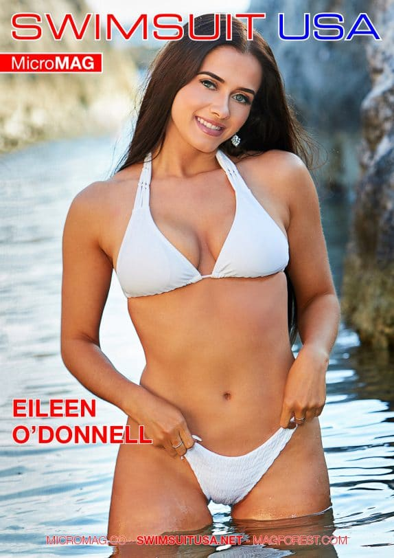 Swimsuit USA MicroMAG - Eileen O'Donnell 3