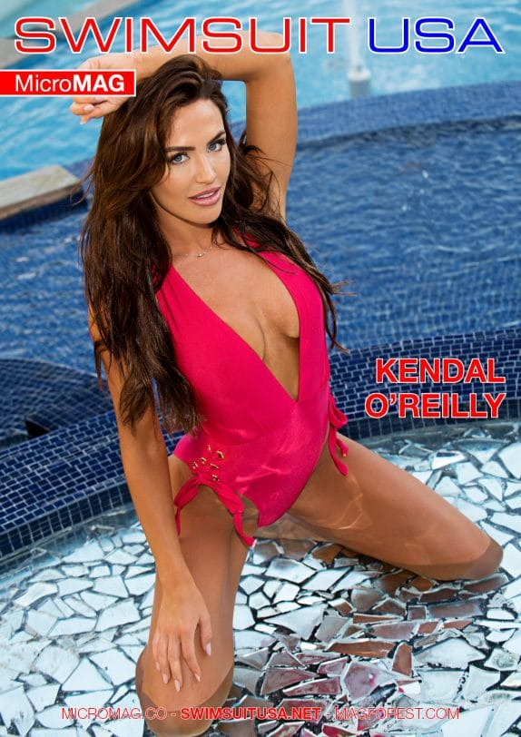 Swimsuit USA MicroMAG - Kendal O'Reilly 6