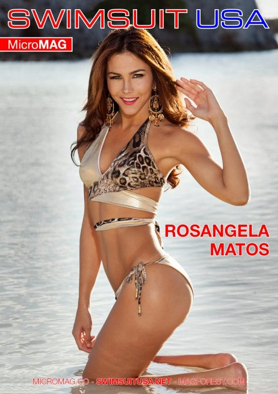 Swimsuit USA MicroMAG - Rosangela Matos - Issue 2 5