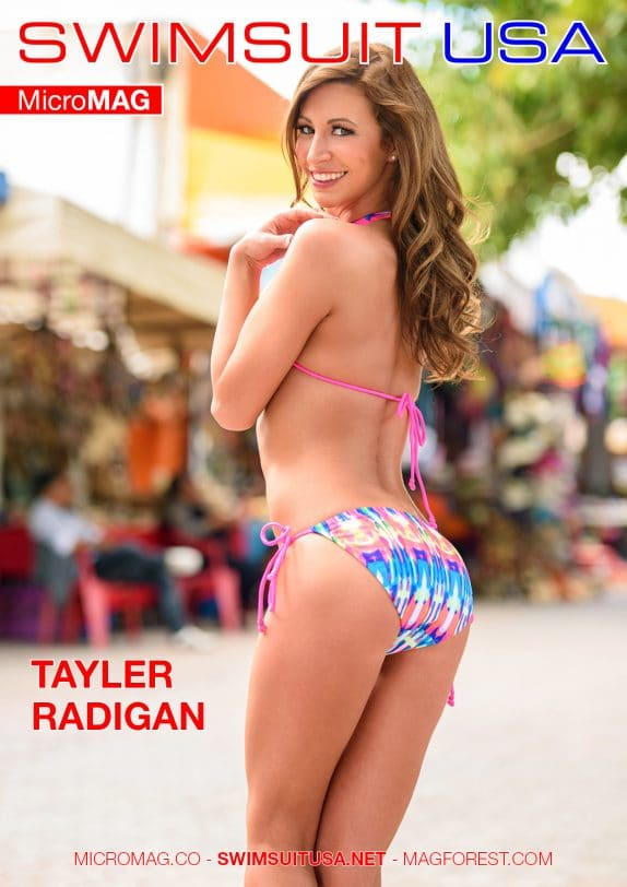 Swimsuit USA MicroMAG - Tayler Radigan 8