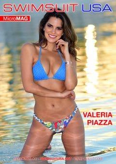 Swimsuit USA MicroMAG – Valeria Piazza – Issue 2