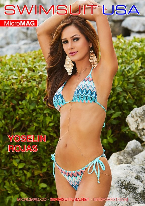 Swimsuit USA MicroMAG - Yoselin Rojas - Issue 2 7