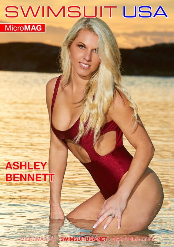 Swimsuit USA MicroMAG - Ashley Bennett 5
