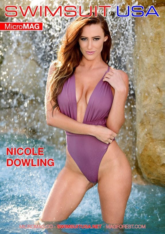 Swimsuit USA MicroMAG – Nicole Dowling – Issue 3