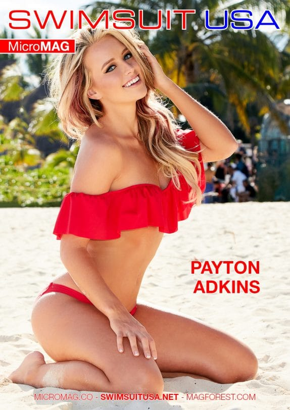 Swimsuit USA MicroMAG - Payton Adkins - Issue 3 8