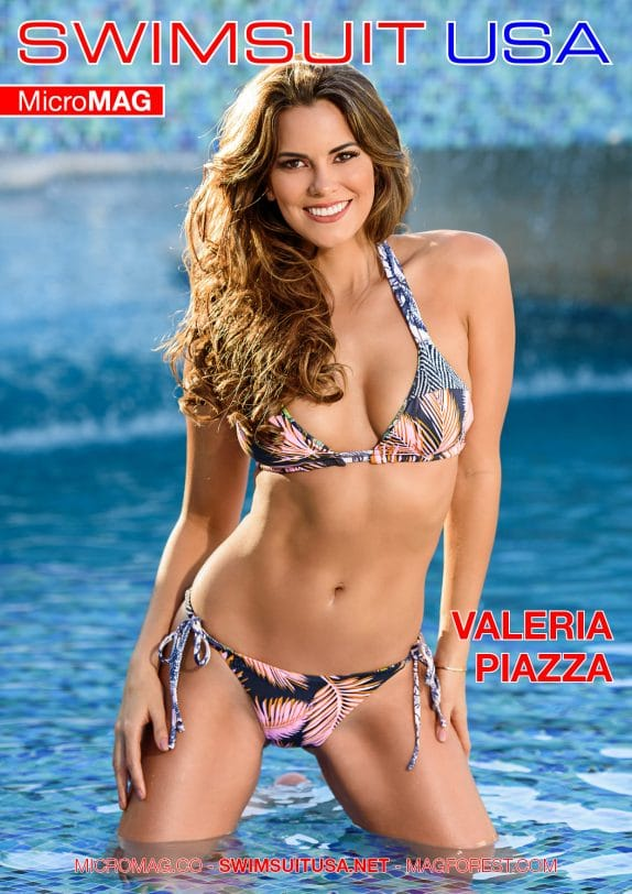 Swimsuit USA MicroMAG - Valeria Piazza 7