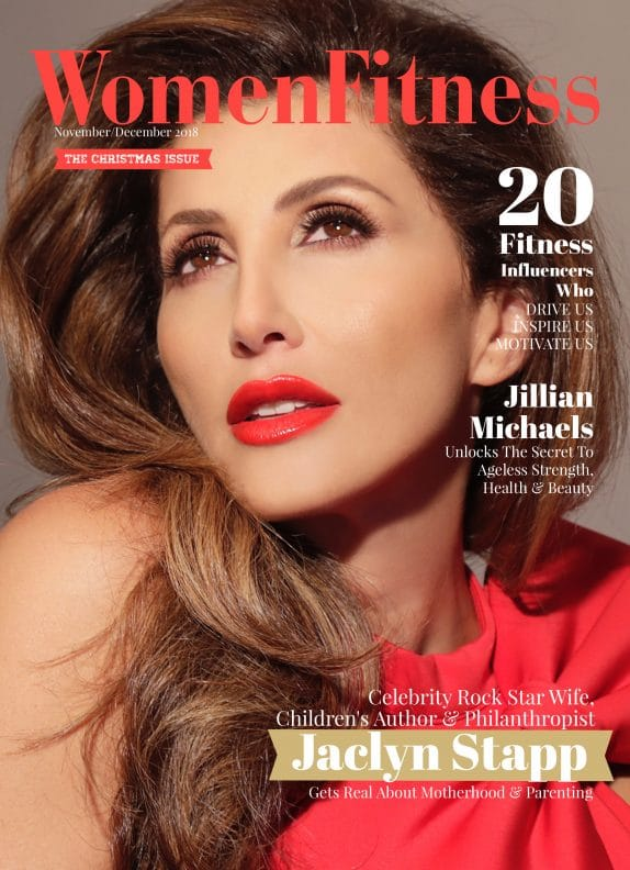 Women Fitness Magazine – November 2018
