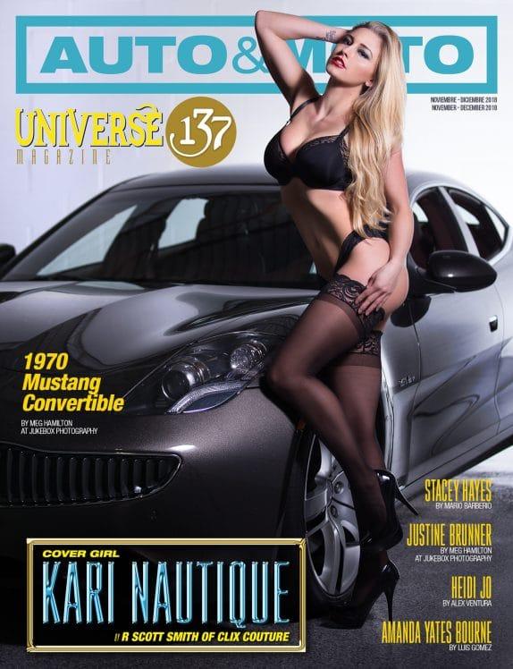 Auto & Moto Magazine - November - December 2018 4