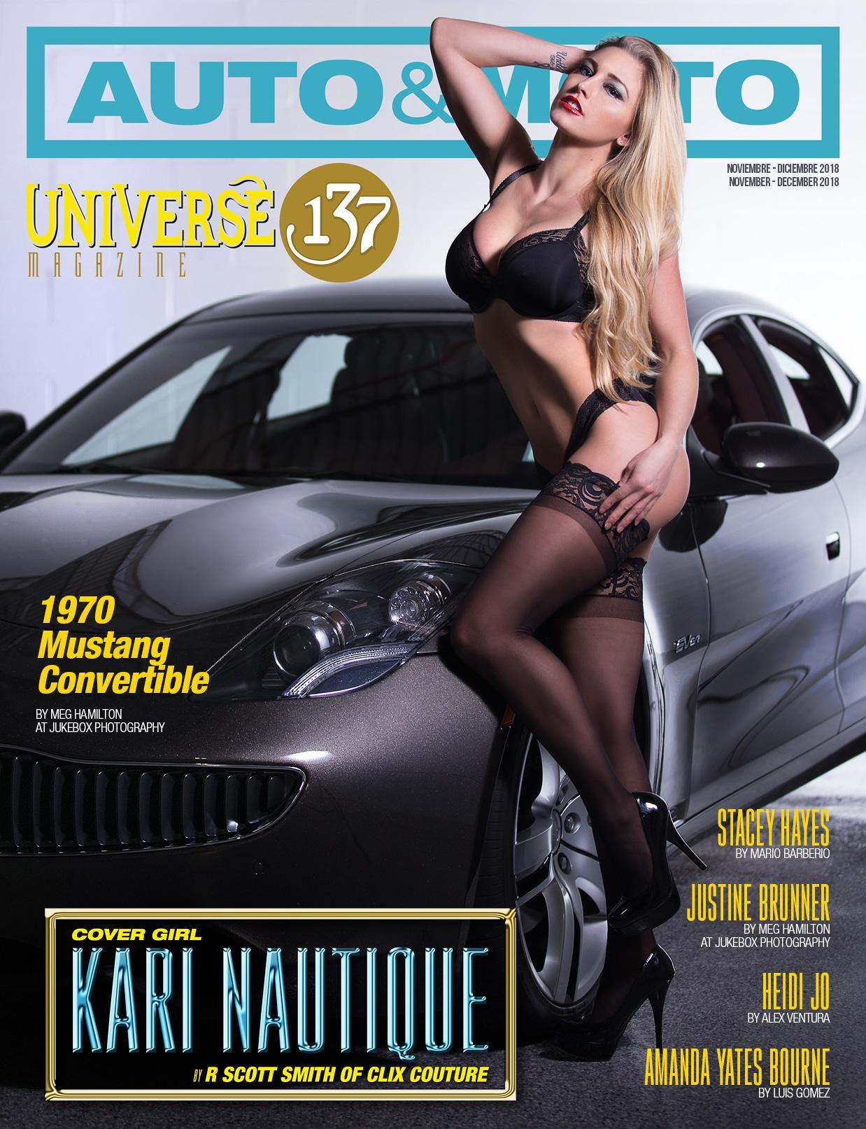 Auto & Moto Magazine - November - December 2018 1
