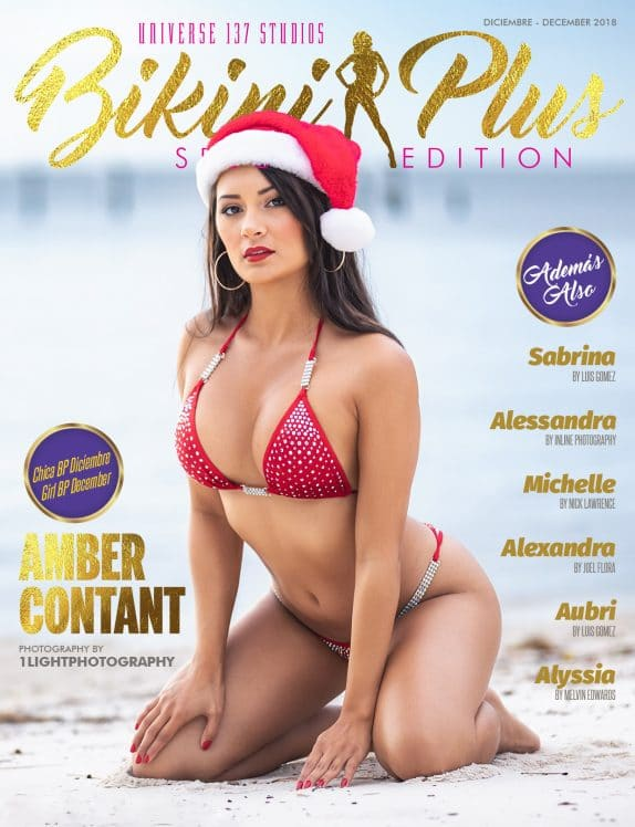Bikini Plus Magazine - December 2018 3