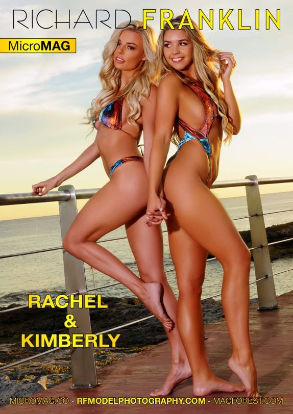 Richard Franklin MicroMAG - Rachel & Kimberly 4