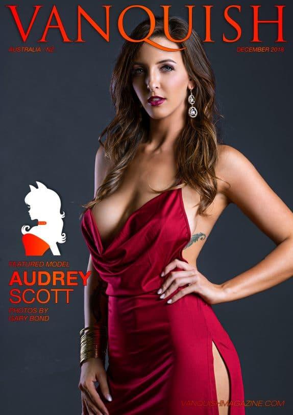 Vanquish Magazine - December 2018 - Audrey Scott 3