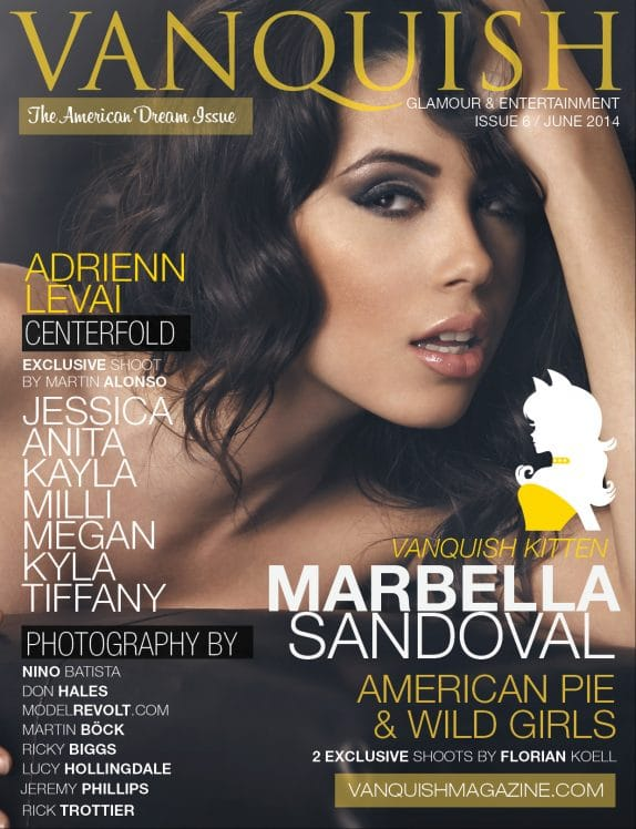 Vanquish Magazine - June 2014 - Marbella Sandoval 3