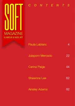 Soft Magazine – January 2019 – Julaporn Mercado