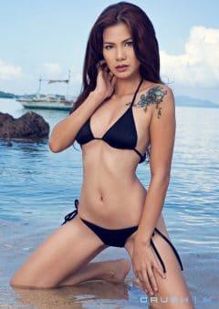 Crush Magazine – February 2019 – Joyce Liu Huan