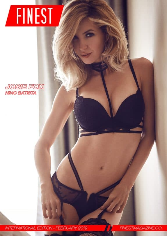 Finest Magazine – February 2019 – Josie Fox