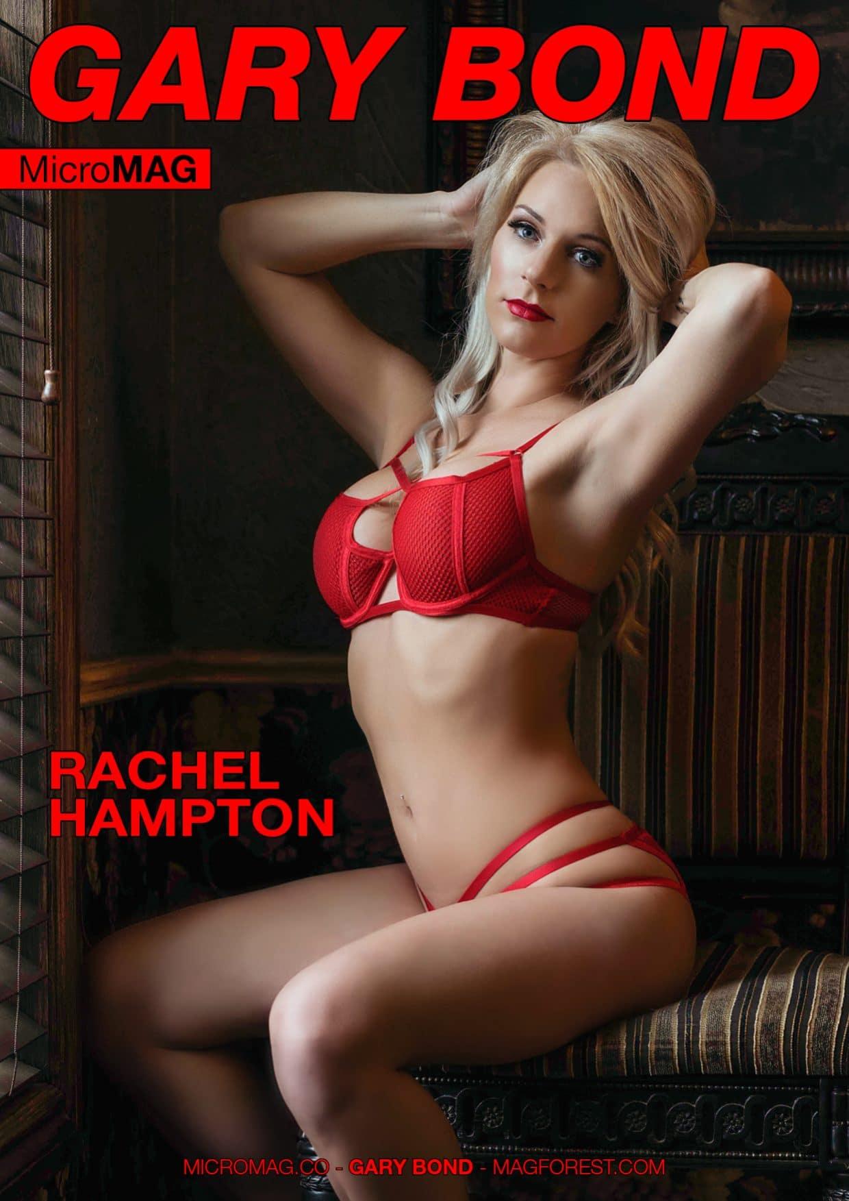 Gary Bond MicroMAG - Rachel Hampton 1