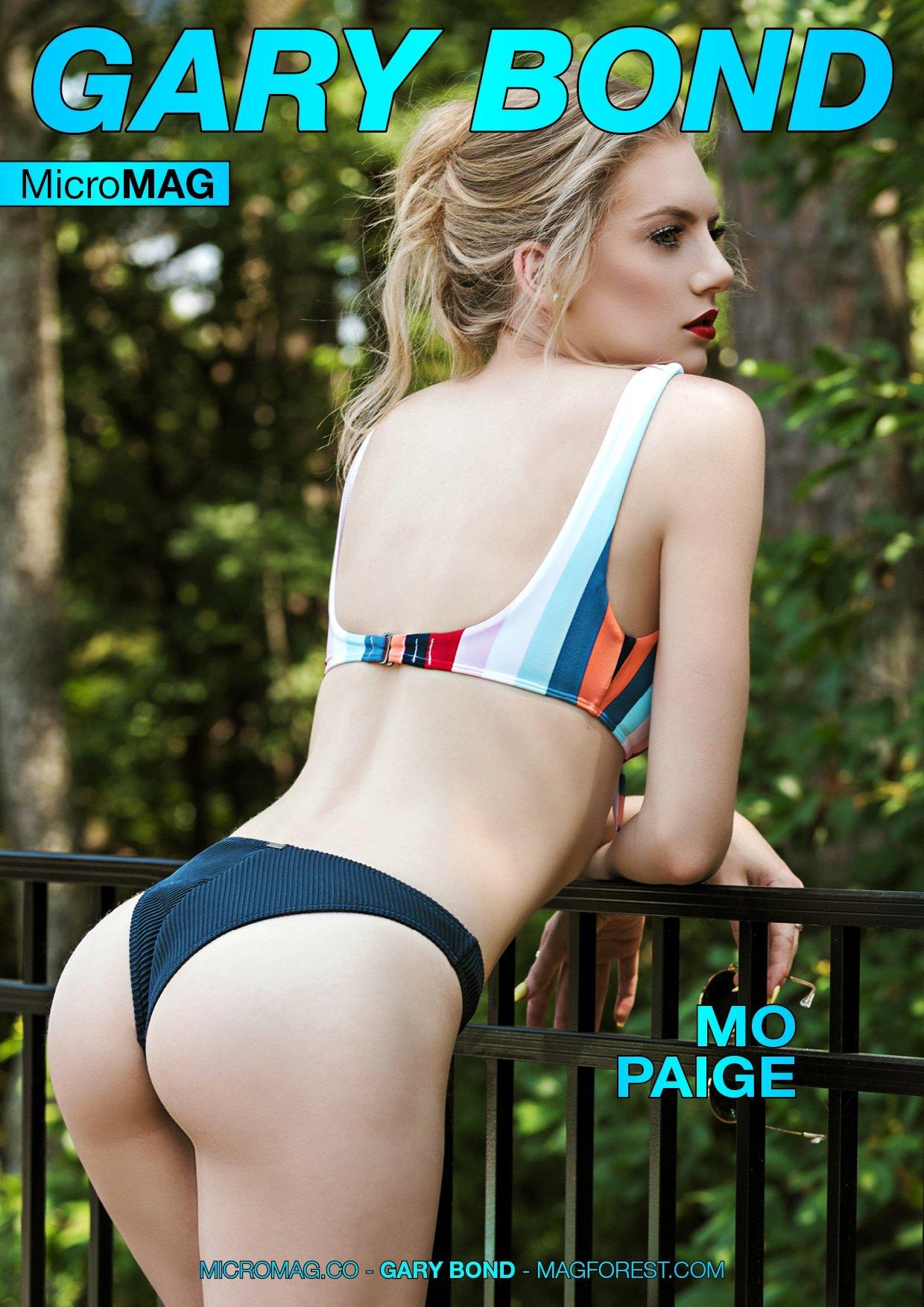 Gary Bond MicroMAG - Mo Paige 1