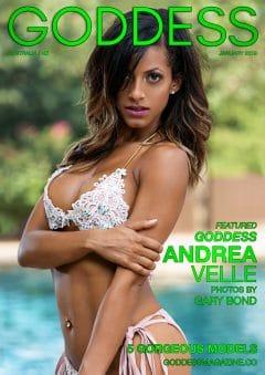 Goddess Magazine – January 2019 – Andrea Velle