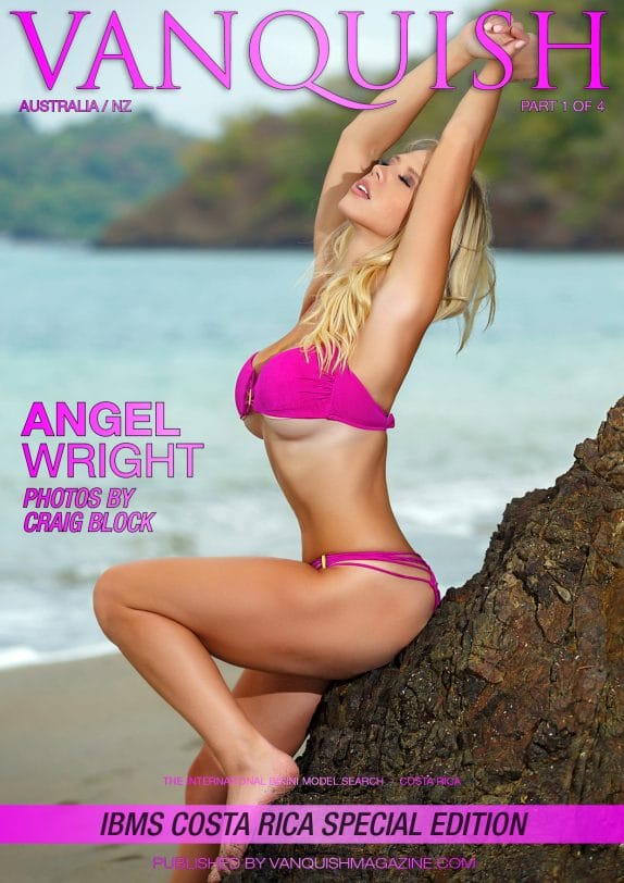 Vanquish Magazine – IBMS Costa Rica – Part 1 – Angel Wright