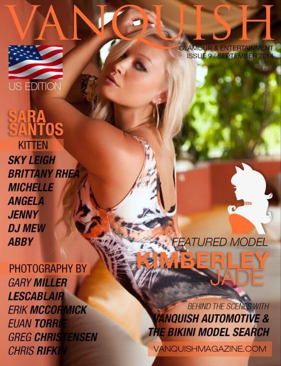Vanquish Magazine - September 2014 - Kimberley Jade 6