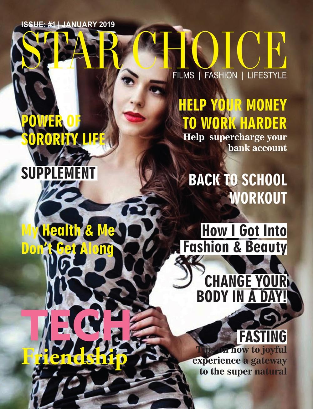 Star Choice – January 2019