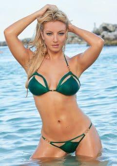 Swimsuit USA Magazine – Part 17 – Stephanie Grao