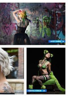INKX Magazine – February 2019 – Lacey Clarke
