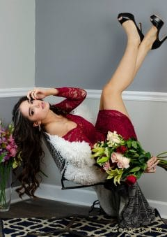 Goddess Magazine – February 2019 – Mo Paige