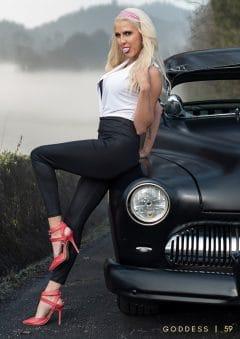 Goddess Route 66 – February 2019 – Hannah Turner