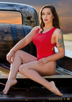 Goddess Route 66 – February 2019 – Brittany Morefield
