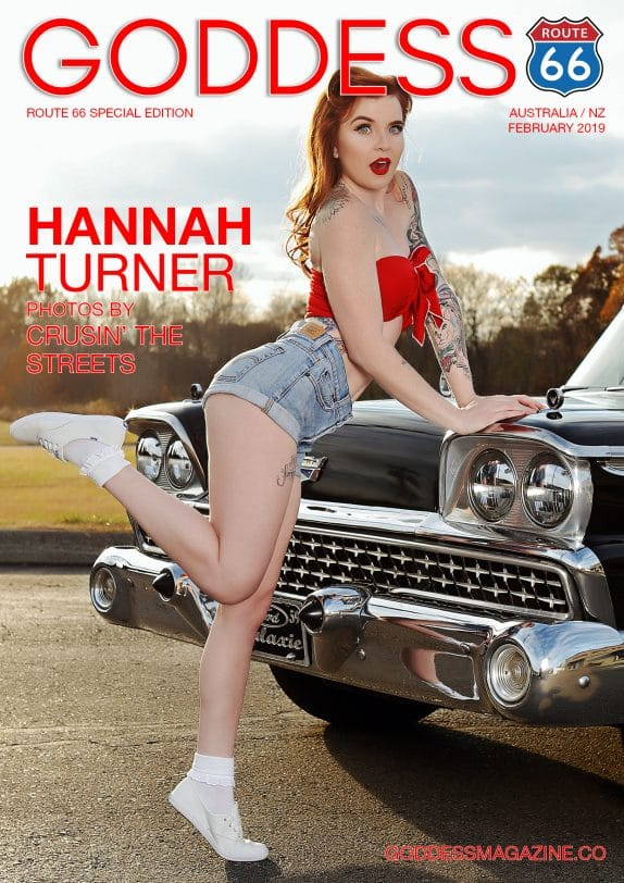 Goddess Route 66 - February 2019 - Hannah Turner 4