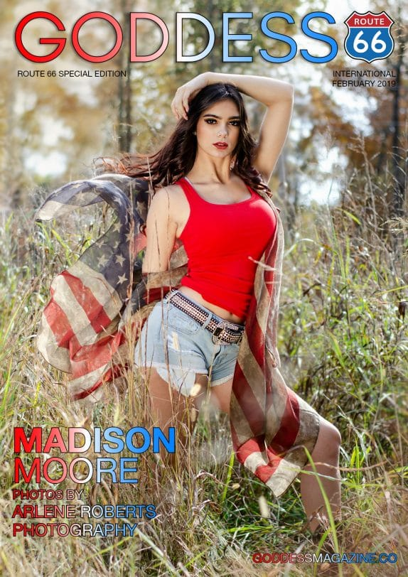 Goddess Route 66 - February 2019 - Madison Moore 1
