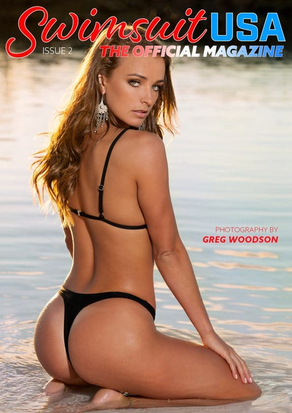 Swimsuit USA Magazine - Part 2 - Casey Boonstra 2
