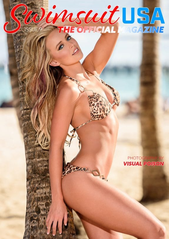 Swimsuit USA Magazine - Part 9 - Payton Adkins 1