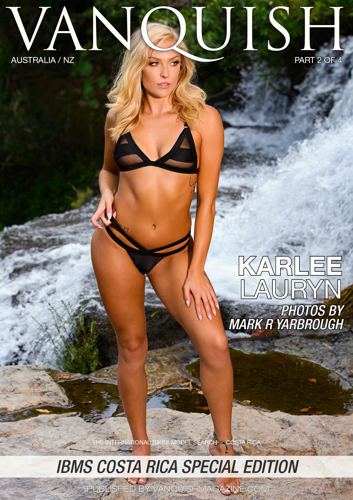 Vanquish Magazine – Ibms Costa Rica – Part 2 – Karlee Lauryn