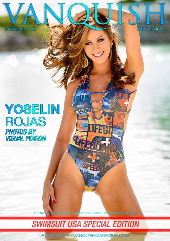 Vanquish Magazine - Swimsuit USA - Part 11 - Yoselin Rojas 7