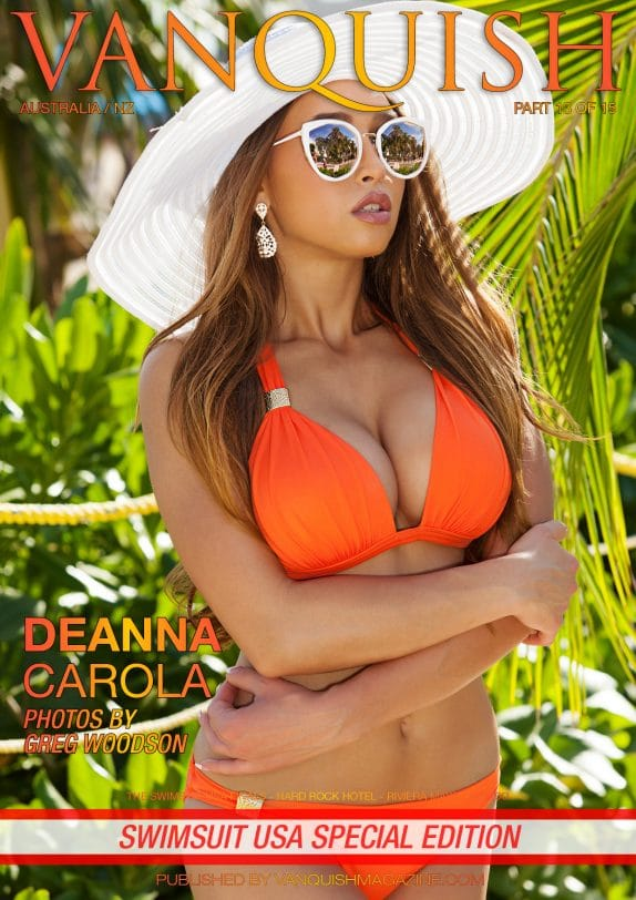Vanquish Magazine - Swimsuit USA - Part 13 - Deanna Carola 7