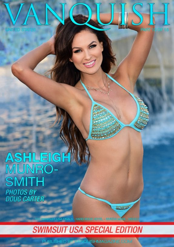 Vanquish Magazine - Swimsuit USA - Part 13 - Ashleigh Munro-Smith 2