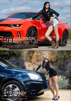 Vanquish Automotive – March 2019 – Josie Fox