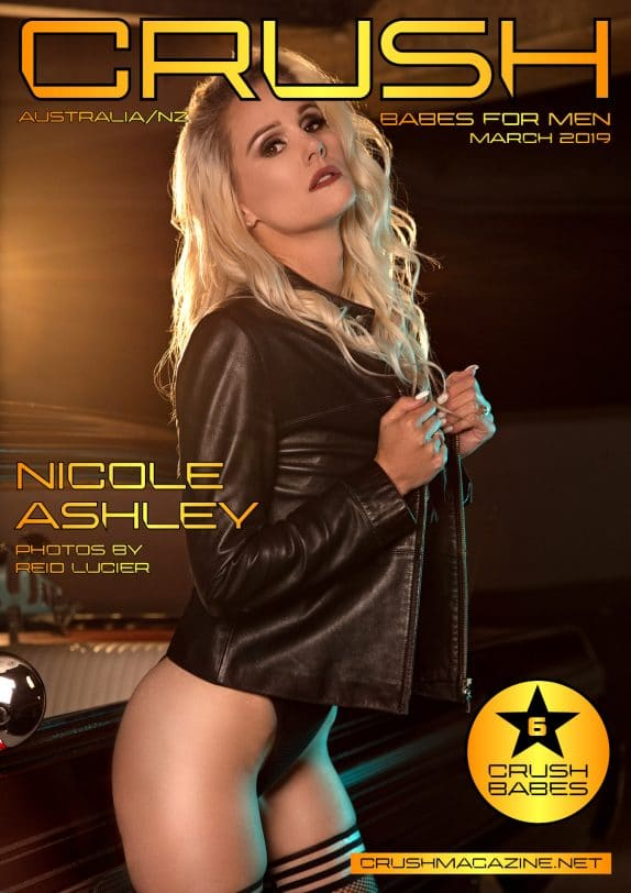 Crush Magazine – March 2019 – Nicole Ashley